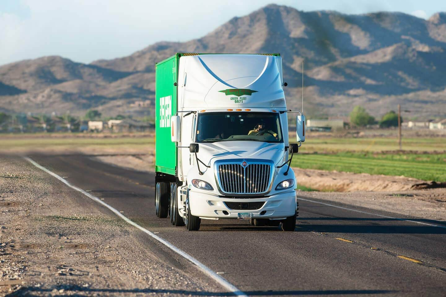 Turn a Trucking Job into a Trucking Career