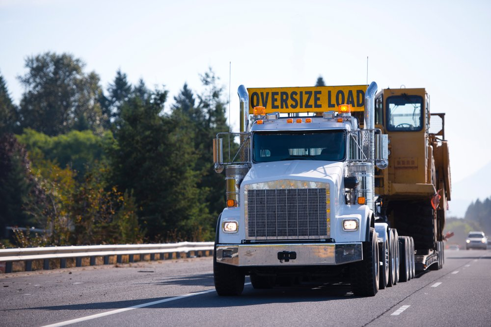 Oversize Load Truck Driving Jobs