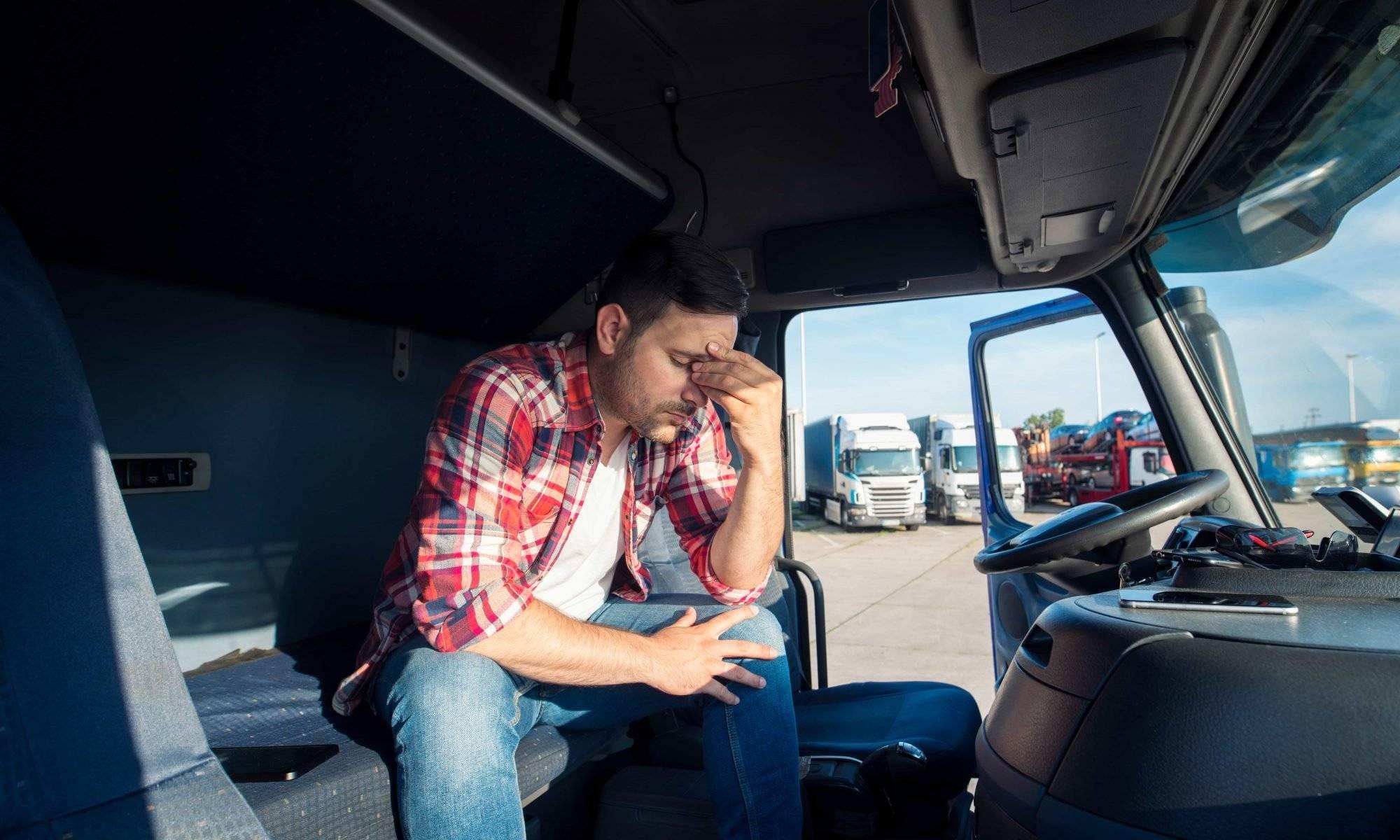 Burnt Out CDL Trucker | Phoenix Trucking Jobs