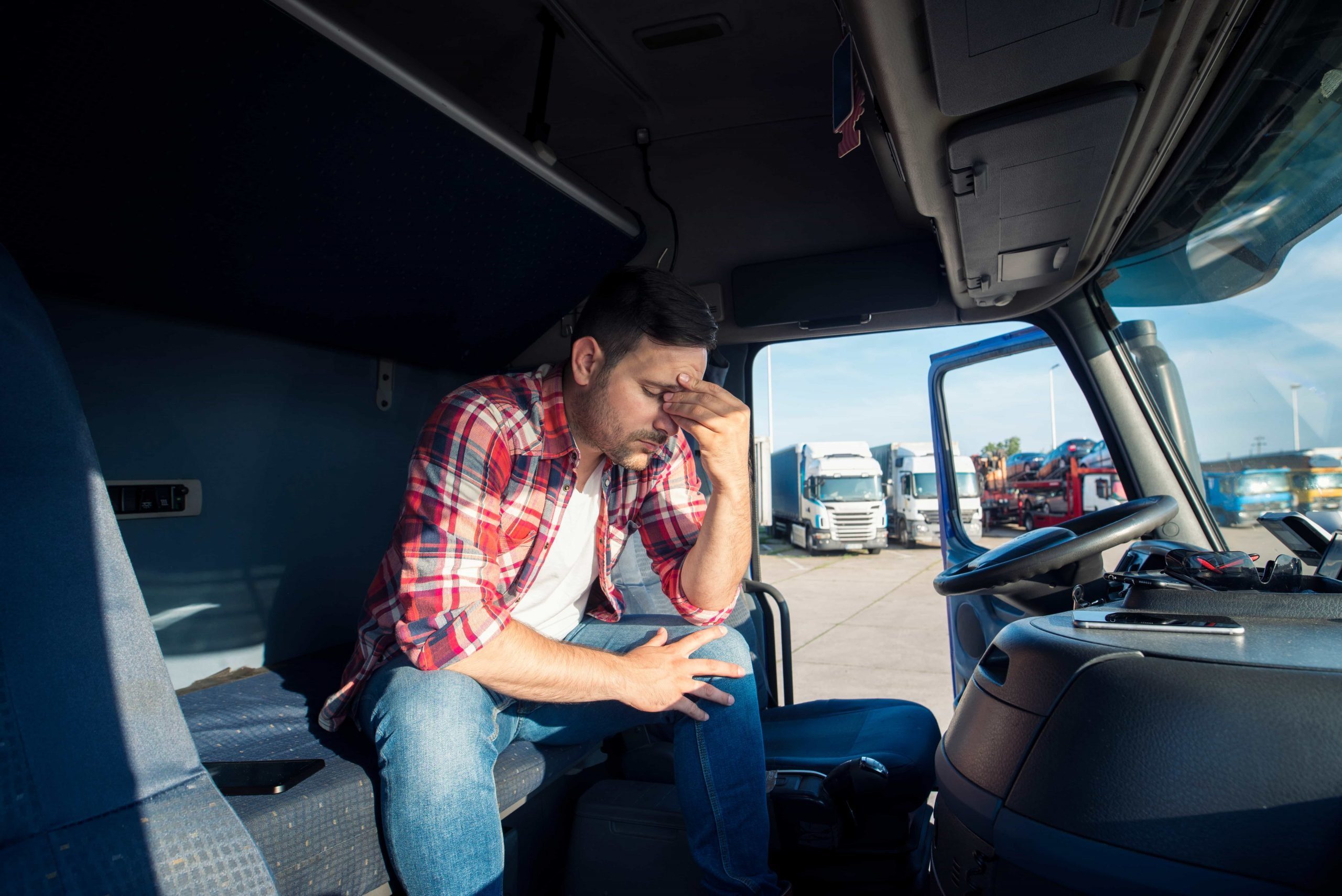 Burnt Out CDL Trucker | Phoenix Trucking Jobs